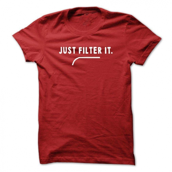 Just filter it